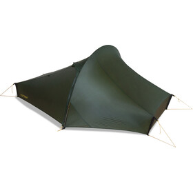 Nordisk Telemark 2 Ultra Light Weight Telt, forest green